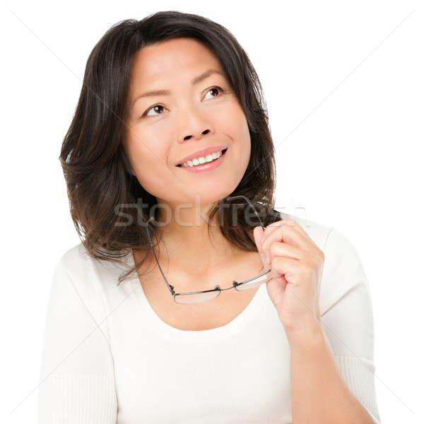 Sexy mature asian women