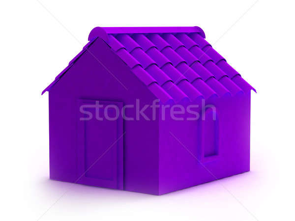 Apartment house  Stock photo © arlatis