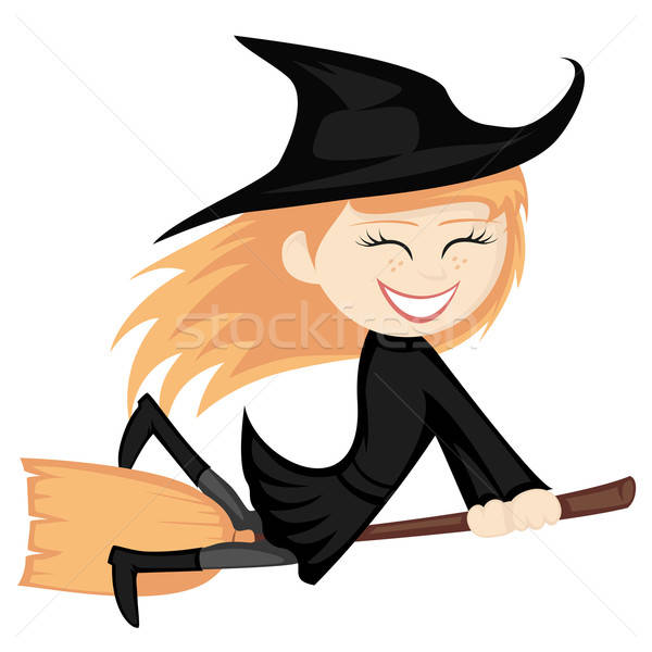 Witches all around Stock photo © arleevector