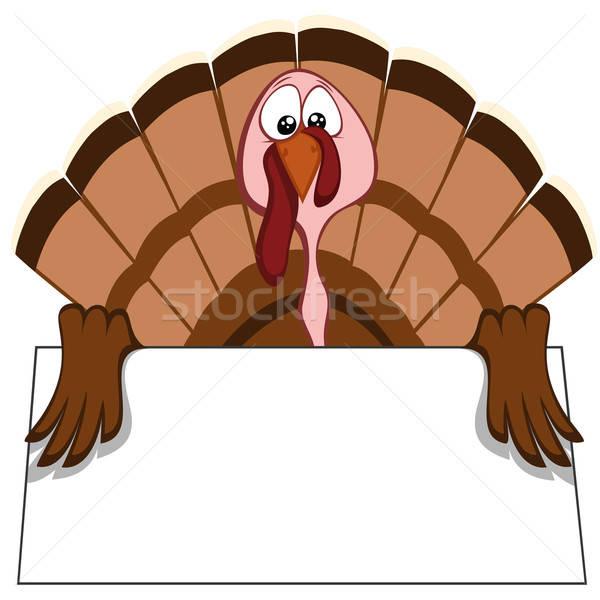 смешные Турция глазах место текста бюллетень Сток-фото © arleevector