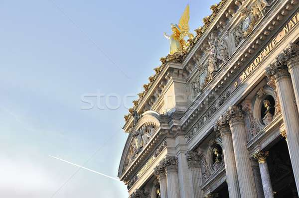 Opera Garnier Stock photo © arocas