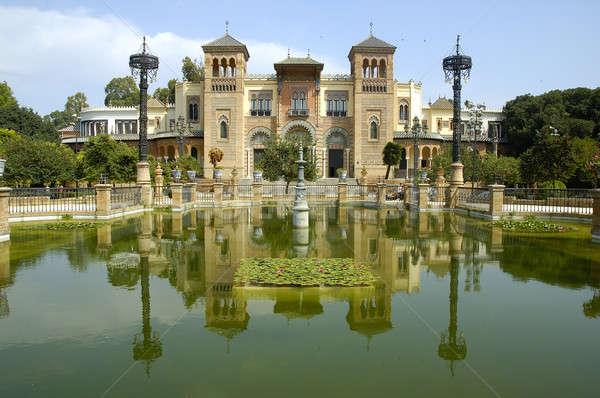 Sevilla Stock photo © arocas