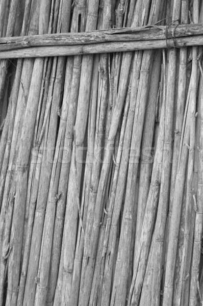Kuru duvar bağlı inşaat Stok fotoğraf © arocas