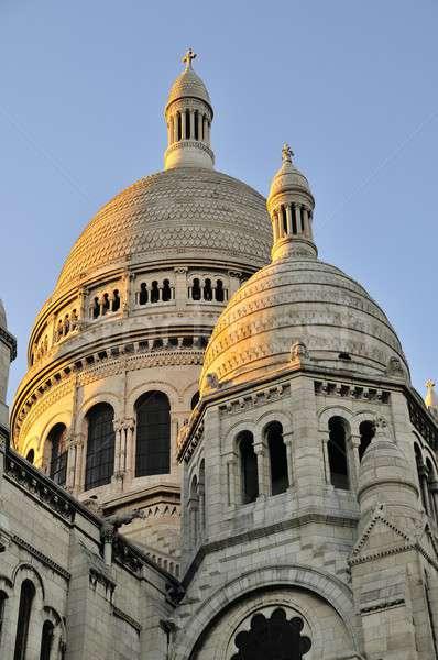 Importante église Paris jesus religion Photo stock © arocas