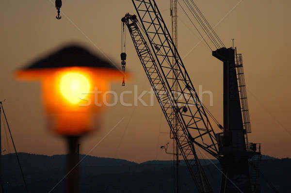 Crane Stock photo © arocas