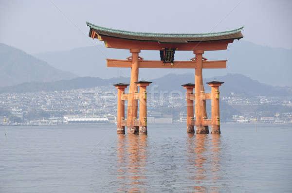 Itsukushima Shrine Stock photo © Arrxxx