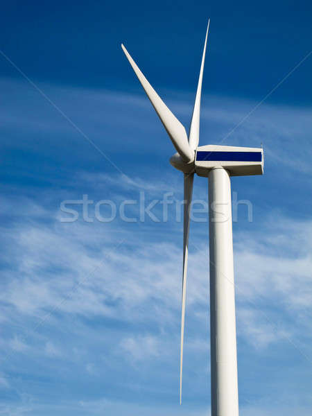 Wind turbine, wind mill Stock photo © Arrxxx