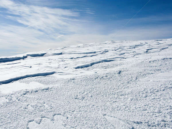 snow mountain Pyrenees Stock photo © Arrxxx