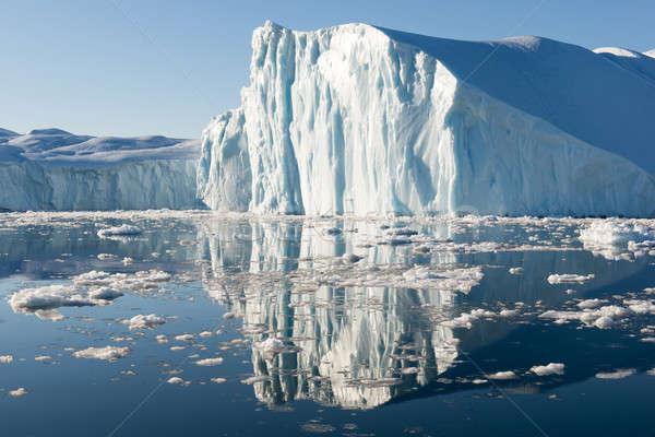 Beautiful Iceberg Stock photo © Arrxxx