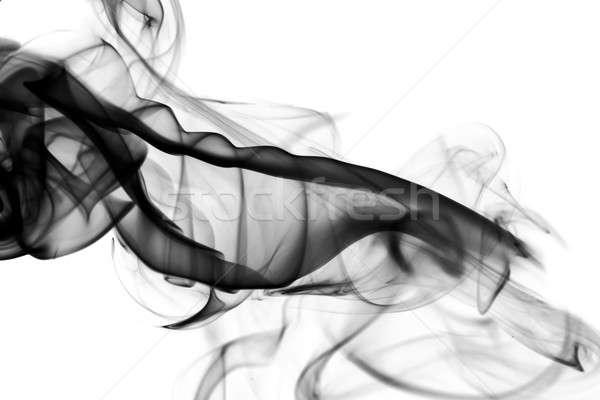 抽象化 白 抽象的な 光 ストックフォト © Arsgera