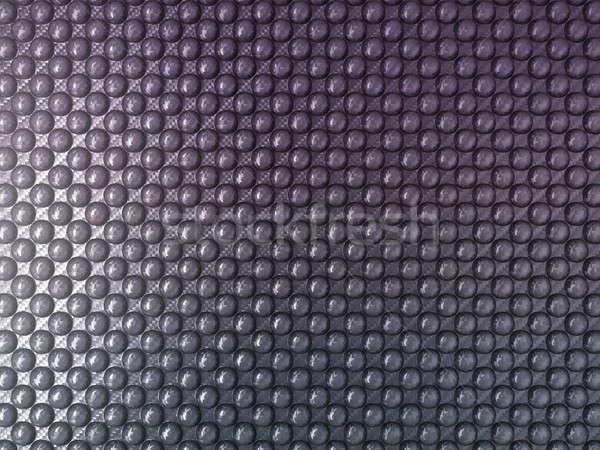 Stock photo: Pimply Carbon fibre: Useful as texture