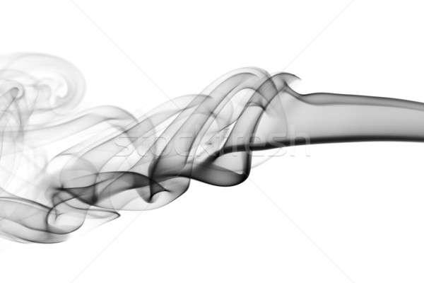 Soyutlama siyah beyaz soyut ışık Stok fotoğraf © Arsgera