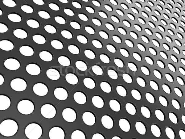 Сток-фото: черный · гриль · белый · музыку · аннотация