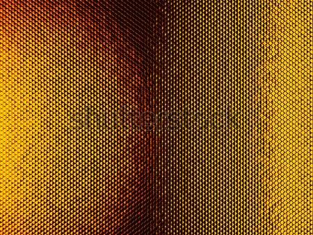 Scales or squama golden texture or metallic background Stock photo © Arsgera