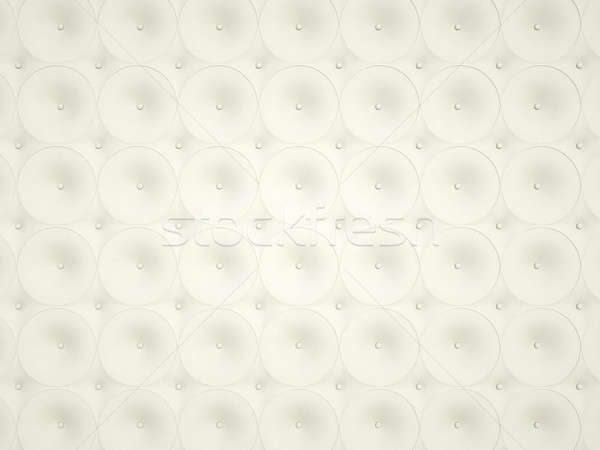 Leather pattern with round shapes and knobs Stock photo © Arsgera