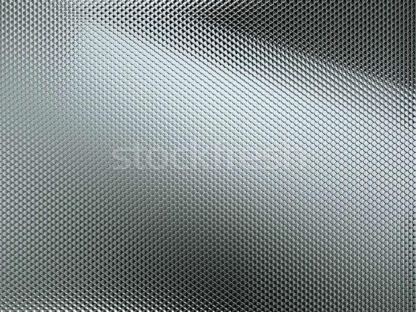 Scales or squama textured metallic surface Stock photo © Arsgera