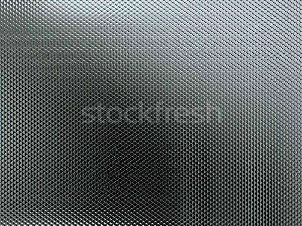 Scales textured grey metallic background Stock photo © Arsgera