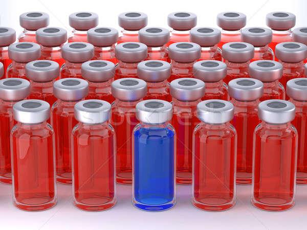 Medische keuze groep uniek een Stockfoto © Arsgera