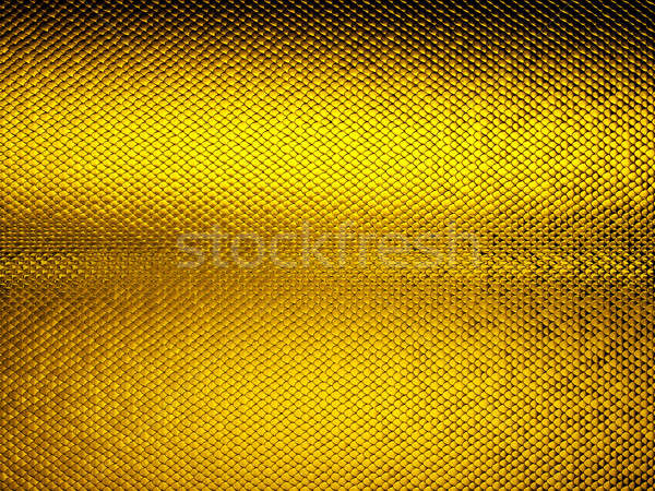 Golden Scales texture or metallic background Stock photo © Arsgera