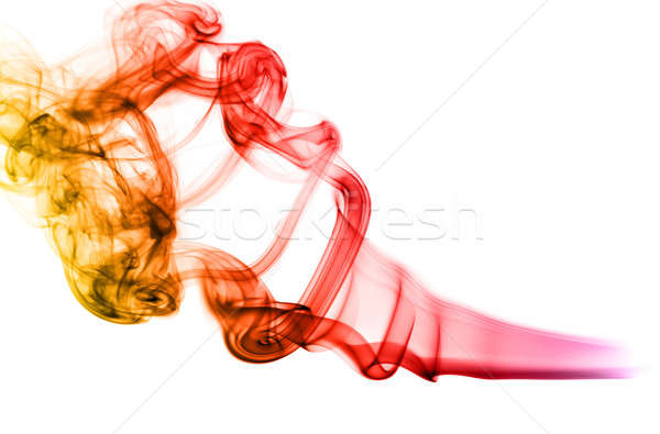 Colorful Magic Abstract fume shapes Stock photo © Arsgera