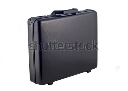 Black case isolated Stock photo © Arsgera