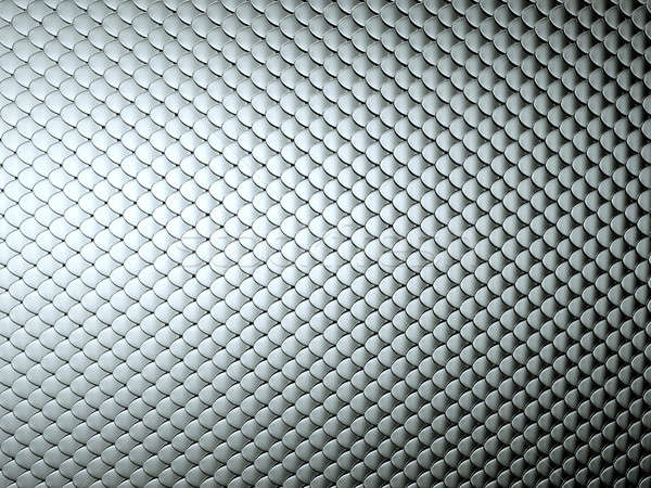 Scales or squama textured metallic background Stock photo © Arsgera