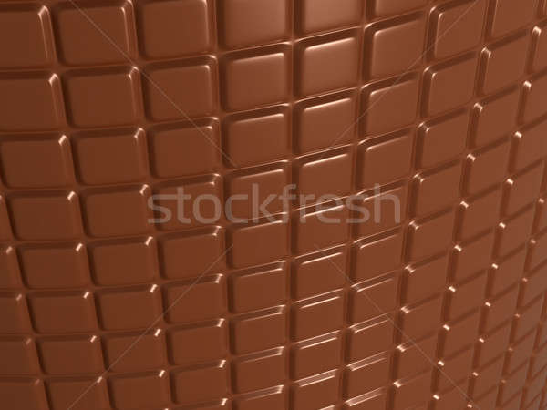 Confectionery and sweet food: chocolate bar Stock photo © Arsgera