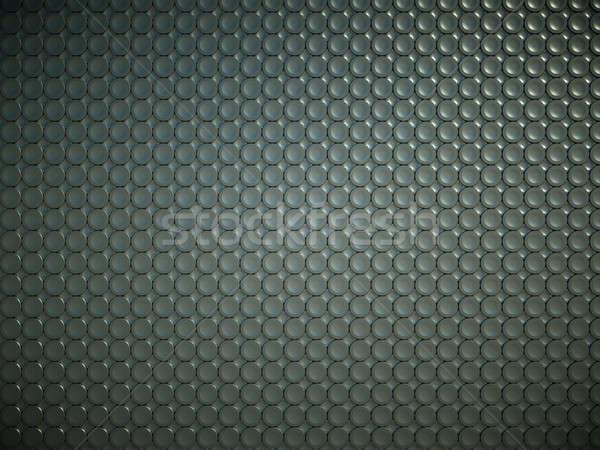 Black bulging circles texture or background Stock photo © Arsgera