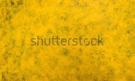żółty wykonany ręcznie asian tekstury papieru przydatny tekstury Zdjęcia stock © Arsgera