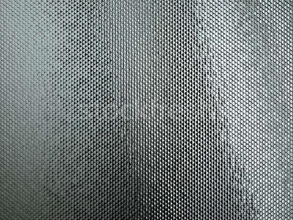 Scales or squama grey textured metallic background Stock photo © Arsgera