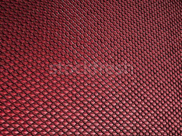 Vinous or red Scales glossy texture  Stock photo © Arsgera