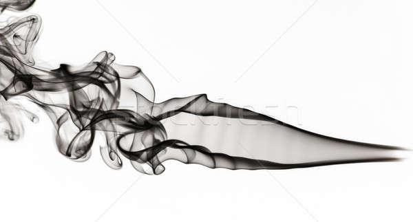 抽象化 黒 ストックフォト © Arsgera