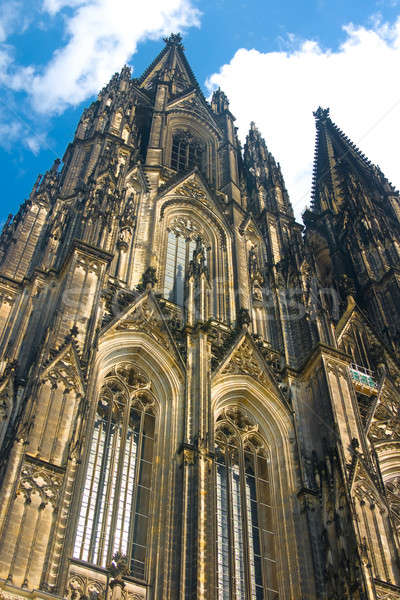 Cologne Cathedral of Saint Peter and Mary Stock photo © Arsgera