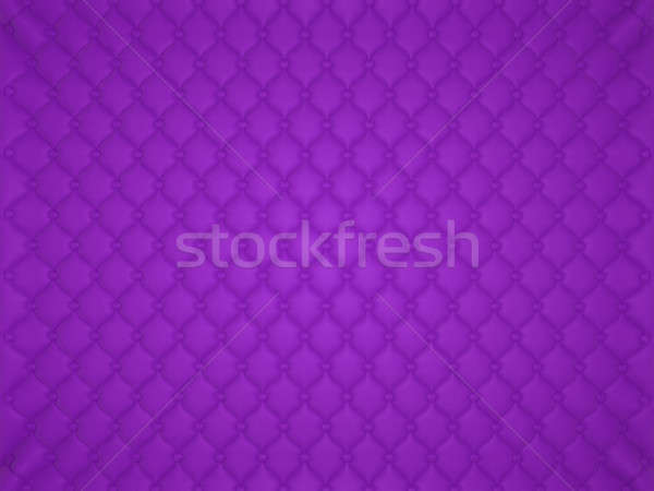 Violet leather pattern with buttons and bumps Stock photo © Arsgera