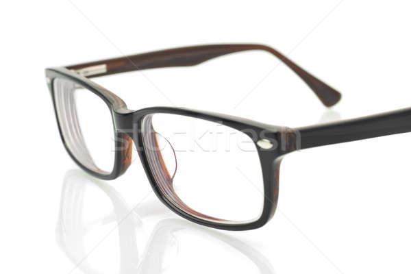Close-up of modern eyeglasses  Stock photo © Arsgera