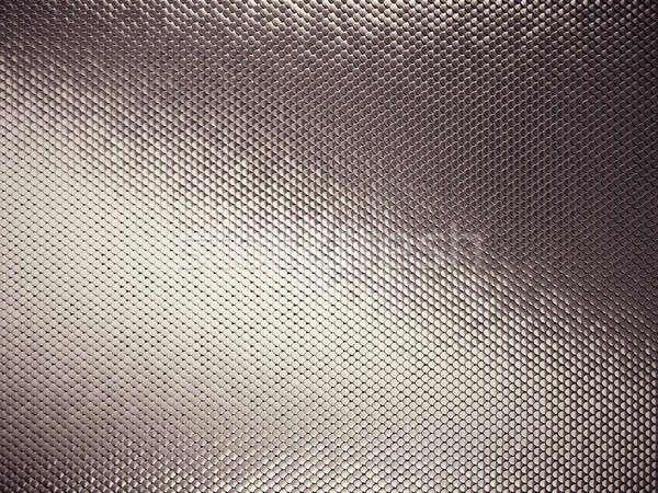 Scales or squama brown texture or metallic background Stock photo © Arsgera