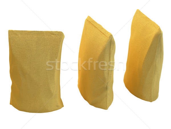 Group of packs for tea or coffee Stock photo © Arsgera