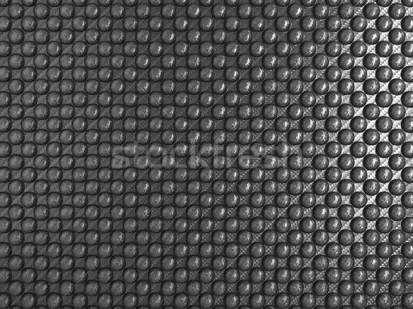 Pimply Carbon fibre texture Stock photo © Arsgera