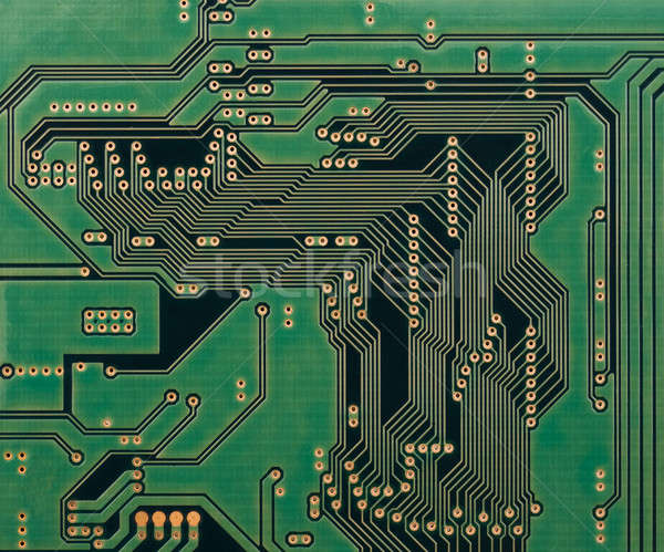 Integrated circuit Stock photo © Arsgera