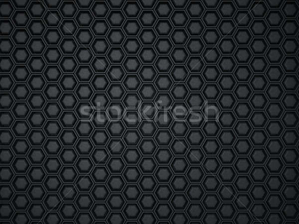 Leather background or texture with cells  Stock photo © Arsgera