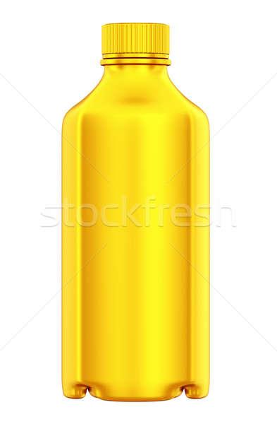 бутылку химикалии наркотики изолированный белый Сток-фото © Arsgera