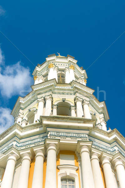 Bell tower in Kiev-Pecherskaya Laura Stock photo © Arsgera