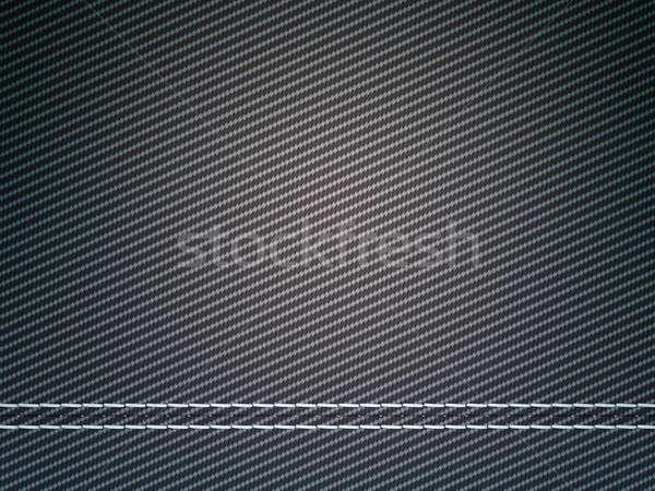 Karbon fiber yararlı doku spor araba kumaş Stok fotoğraf © Arsgera