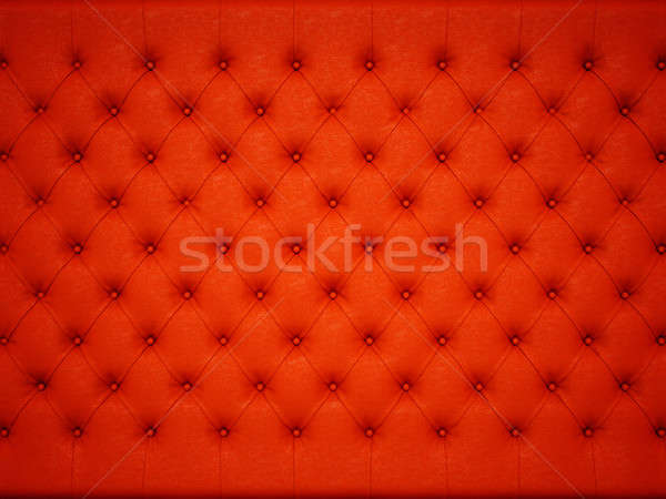 Soft and luxury: Red knobbed leather pattern  Stock photo © Arsgera