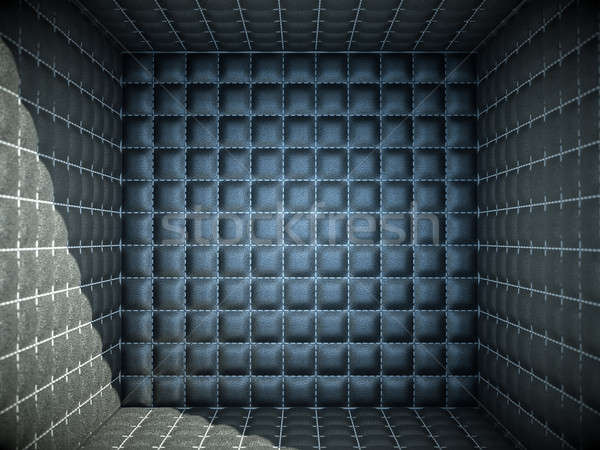 Isolation and segregation: Soft room concept Stock photo © Arsgera