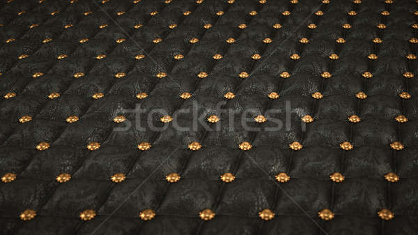 Mock Croc background with pattern and buttons  Stock photo © Arsgera