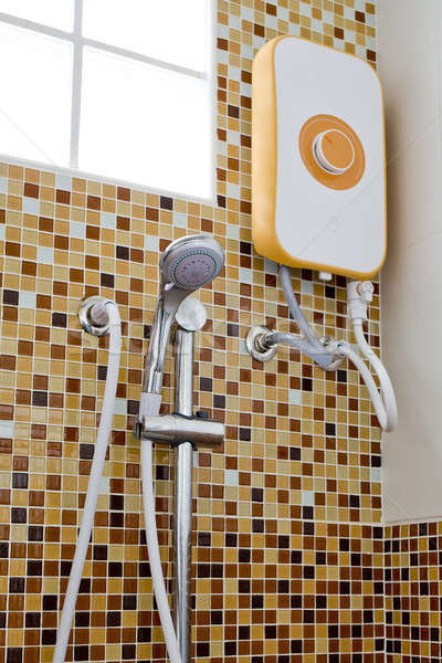 Water Heater. Stock photo © art9858
