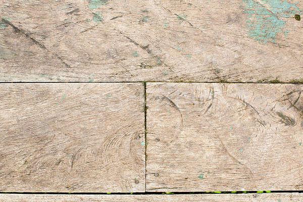 Eski ahşap kahverengi doku ev zemin Stok fotoğraf © art9858