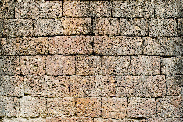 Background of brick wall texture Stock photo © art9858
