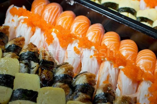 Sort of sushi Stock photo © art9858